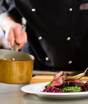 Travail chef cuisinier Londres