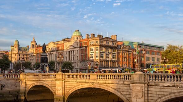Bureau CEI Dublin, Irlande