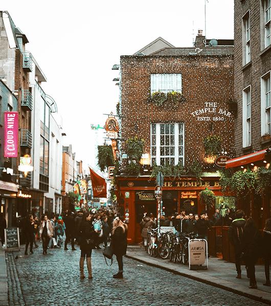5 bonnes raisons de faire un stage à Dublin