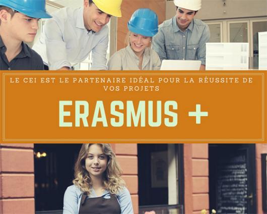 Programme Erasmus + 2016 avec le CEI