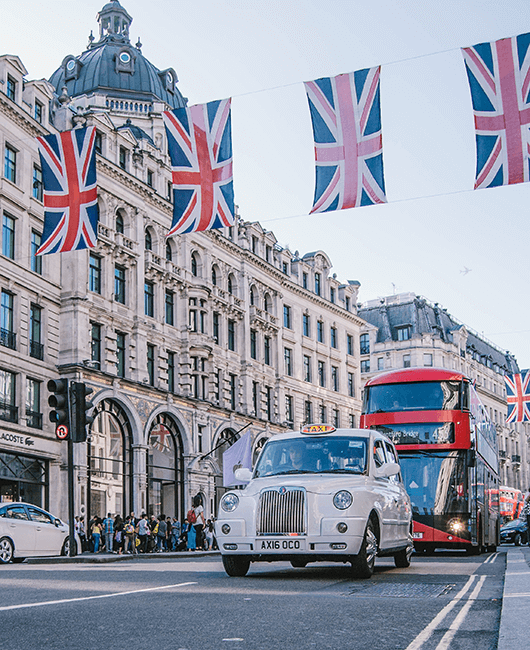 Discover 5 fun facts about London!
