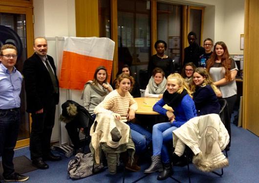 Témoignage de 18 jeunes en stage à Dublin