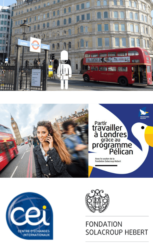 Vivre à Londres grâce au Programme PELICAN