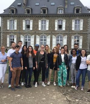 programme pelican septembre 2018 chateau Hébert Dinard