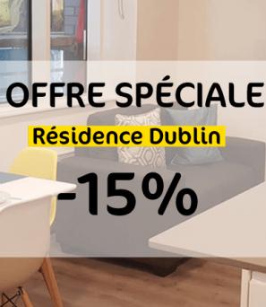 Promotion exceptionnelle sur votre logement à Dublin
