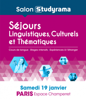 Salon Digischool Paris février 2019