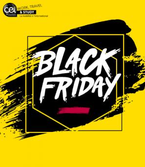 Black Friday offres spéciales du CEI