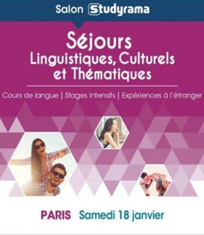image salon studyrama Paris
