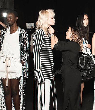 La London Fashion Week fait son grand retour !