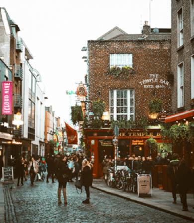 5 good reasons to do an internship in Dublin