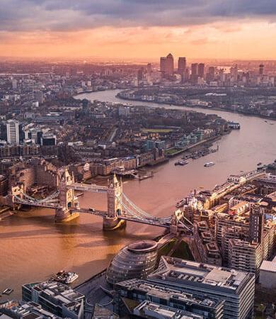 Londres au printemps